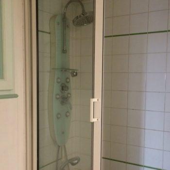 Douche à jet
