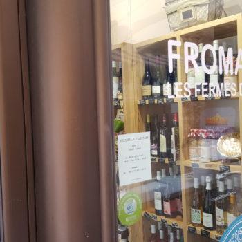 """Rodez, fromagerie """"les fermes des artisous"""""""