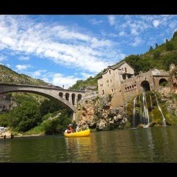 Gorges du Tarn en canoe, Aveyron